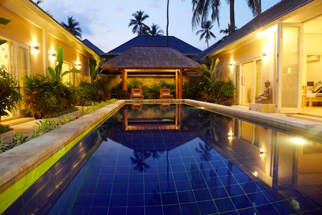 Garden Pool Villas Three Bedrooms