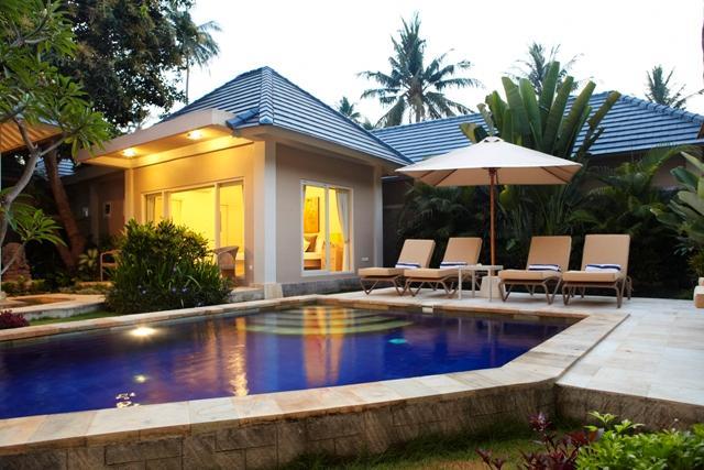 Garden Pool Villas Three Bedrooms