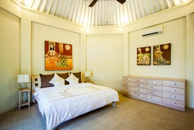 Garden Pool Villas Three Bedrooms - Second Bedroom