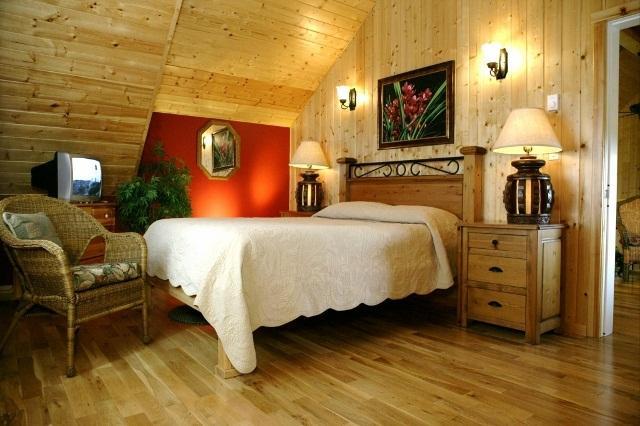 Vacker 2 sovrum stuga svit #2