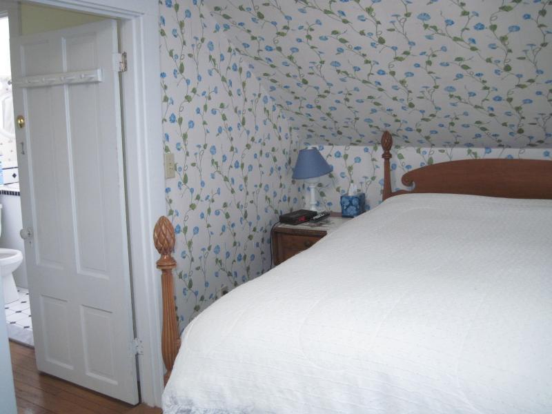 entrada del pasillo al dormitorio