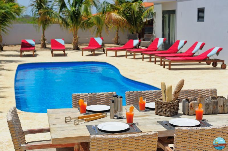 Oasis Guesthouse Family Operated Bed & Breakfast on Bonaire, location de vacances à Kralendijk
