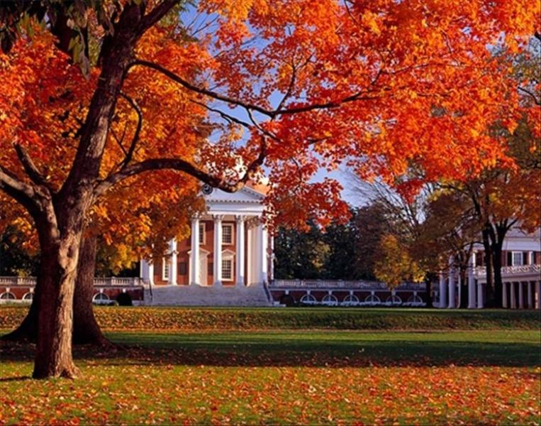 The Lawn at UVA