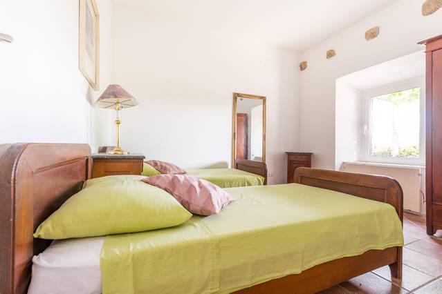 Dormitorio de la abuela