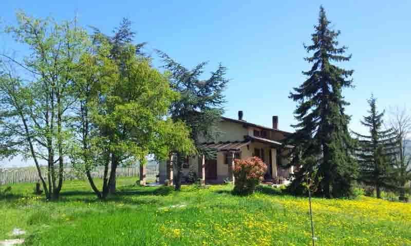 Casa Fernanda: quietness & beauty. Sport & walking, location de vacances à Province of Pavia