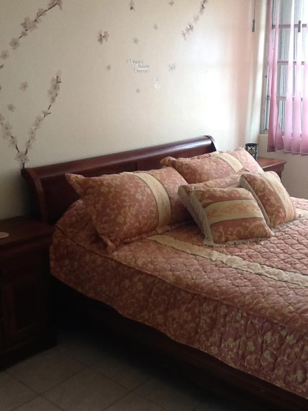 Dormitorio - cama King Size
