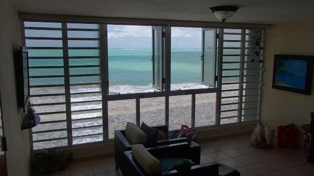 View of the Ocean from your Living Room!!