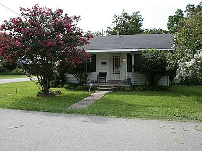 Charming Cottage on Corner Lot (now has privacy picket fence surrounding property)