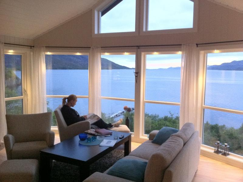 Stunning view in Vesteraalen, holiday rental in Nordland