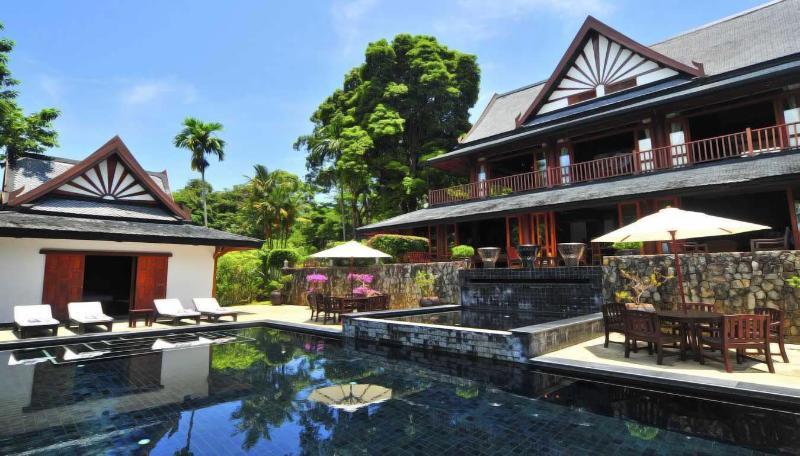 Nakawanna Villa in Kamala Phuket Sea View Serviced, holiday rental in Kamala
