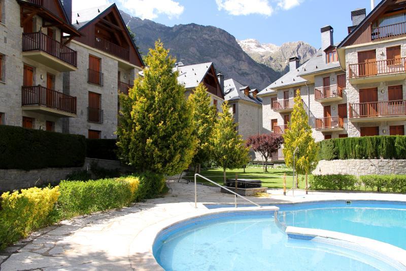 Apartamento Benas-Coma de Alba, alquiler vacacional en Cerler