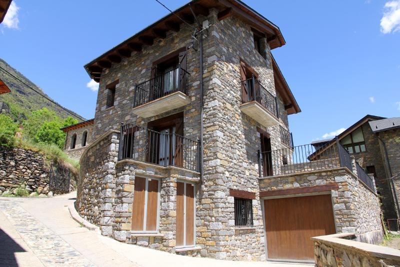 El Huerto Izquierda, holiday rental in Bisaurri