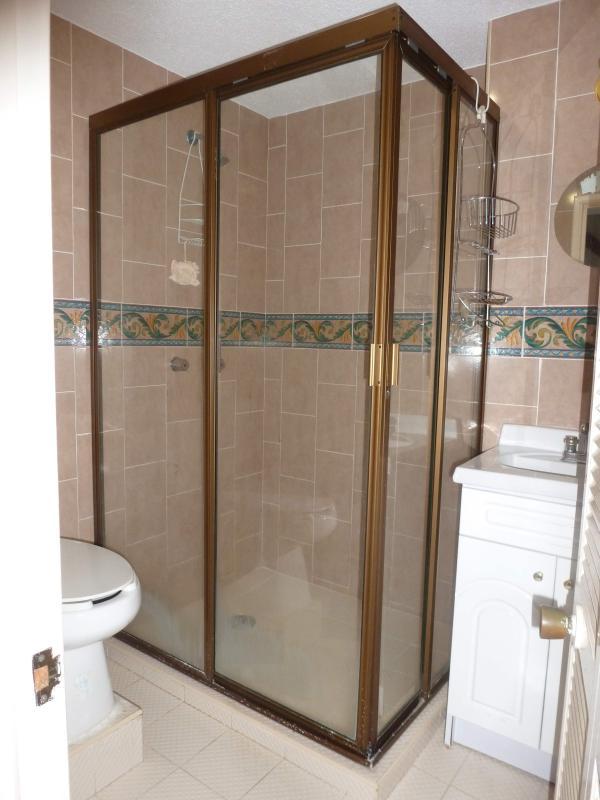 Douche et salle de bains