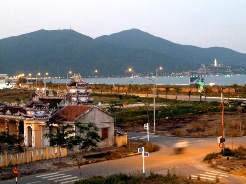 view of Da Nang city