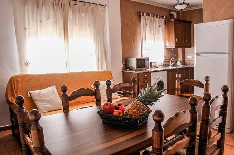 CASA RURAL EL MIRADOR, casa vacanza a Villa de Ves