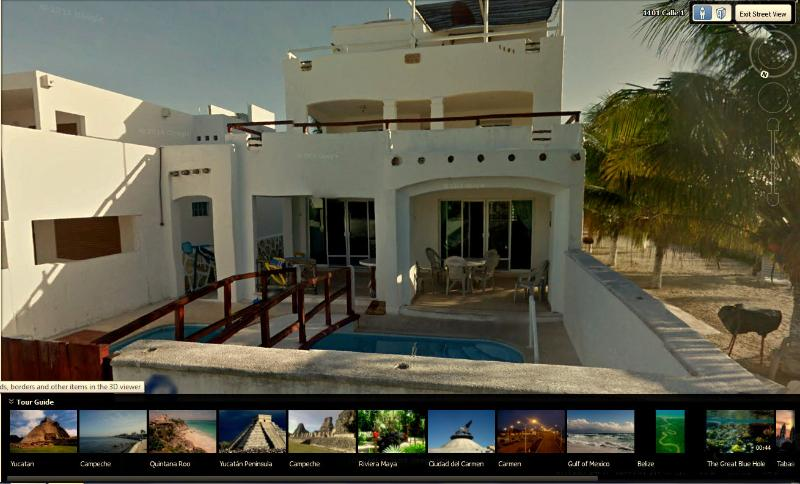 Villa - ocean side