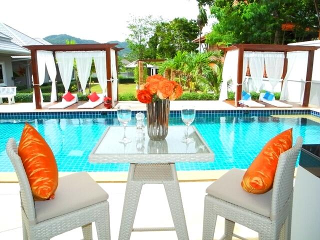 New house close to the beach of Nai Harn, vacation rental in Nai Harn