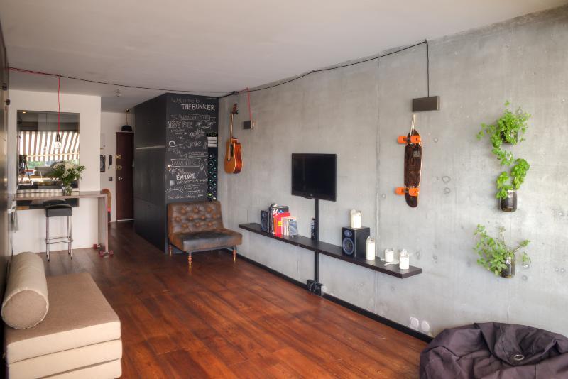 The Bunker, vacation rental in Capbreton