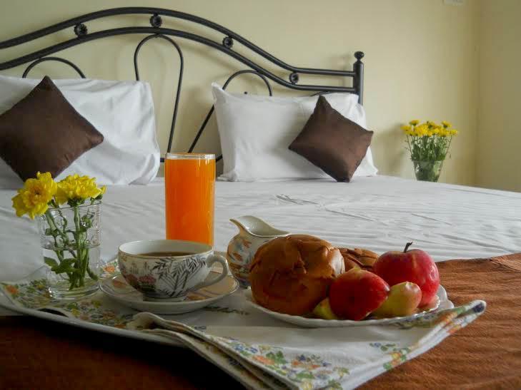 Bed & Breakfast....