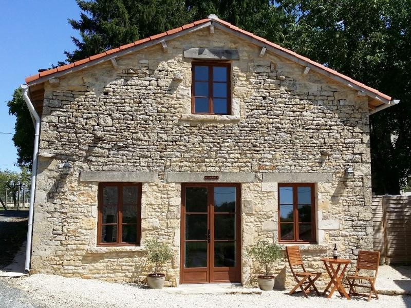 'Chez Hobo' - Main view of of our recently converted old stone cottage.