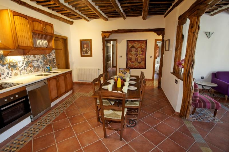 Grote keuken / Dinning Room