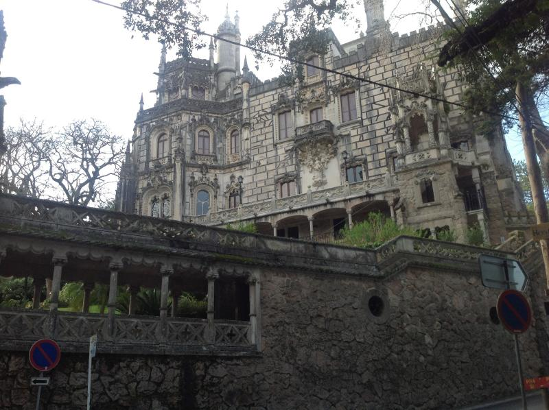 Quinta da Regaleira - Open to the public during day and some evening concerts