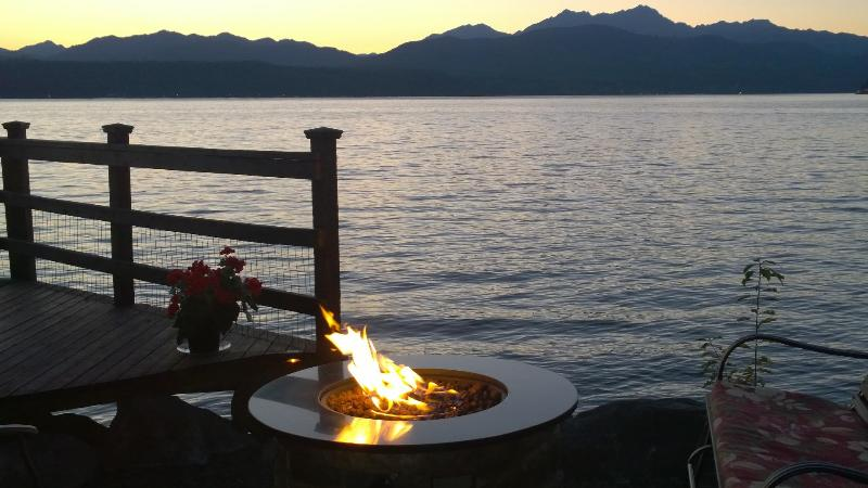 Propane Fire table available May-September