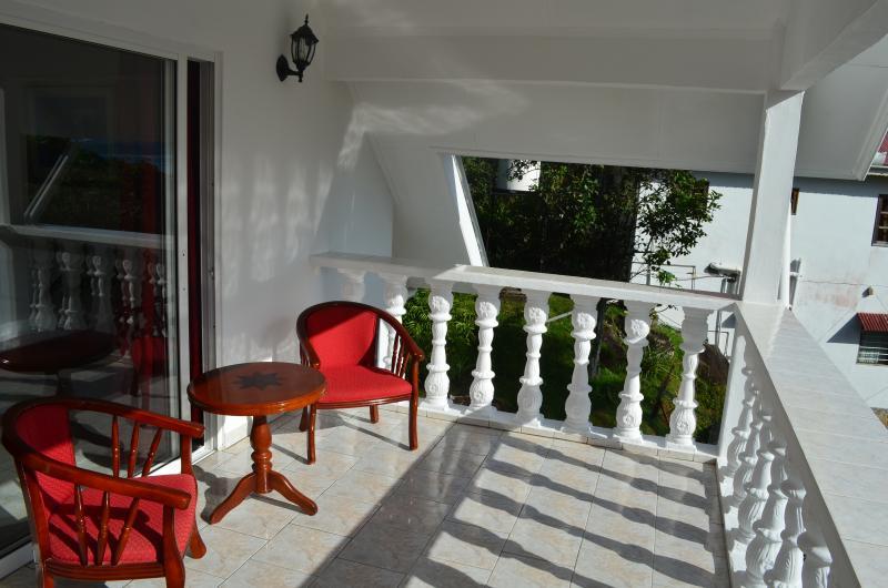 Touchdown Villa, alquiler vacacional en Anse Aux Pins