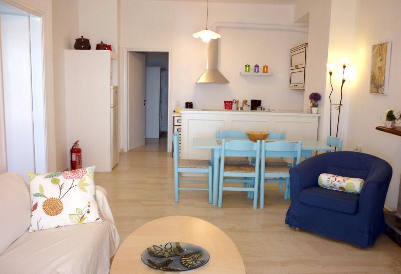 Dining Area - Upper Floor Apartment