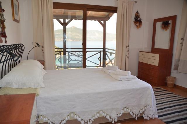 Master camera da letto con splendida vista!