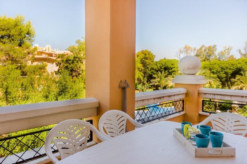 (PU10234) Terraza vistas piscina, 2 Baños -WIFI, location de vacances à El Puerto de Santa María