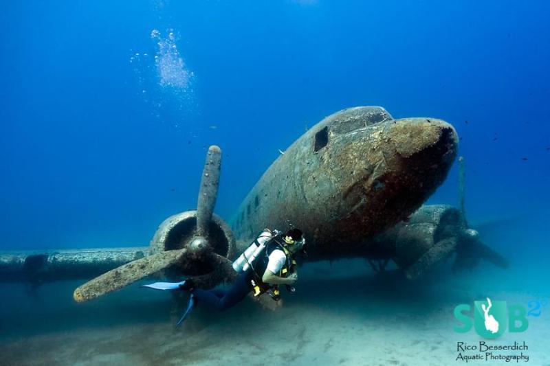 Fabulous wreck dives!