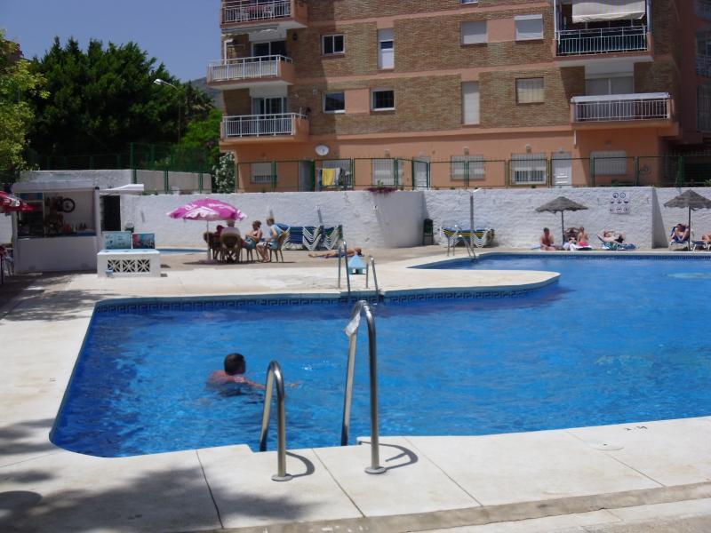 Estudio en Edificio Piscis, Benalmádena, Málaga, location de vacances à Arroyo de la Miel