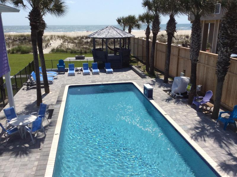 Swell Oceanfront Pool Vacation Rental 5 Master Suites Updated 2019 Interior Design Ideas Clesiryabchikinfo