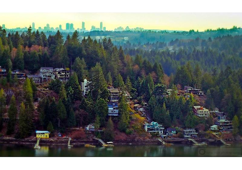 Deep Cove, so pristine yet so close to Vancouver!