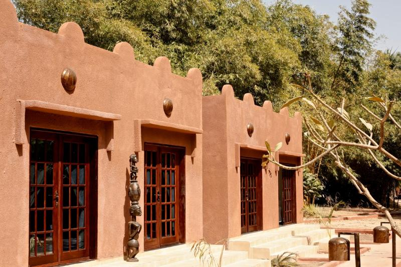 Boutique Hotel, Gambia's best kept secret!, location de vacances à Division de la côte ouest