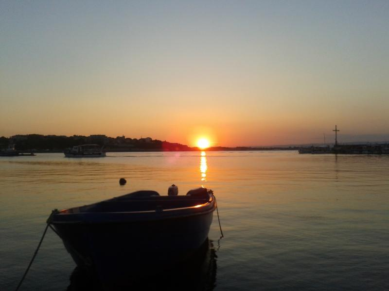 Sunset vista from Nessebar