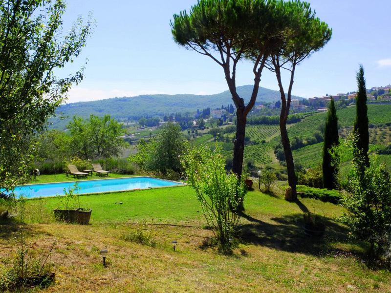 The Fantastic Swimming Pool!
