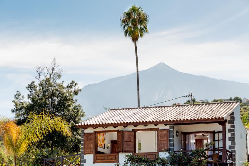 Casa el Búho, las mejores vistas de Icod !!! – semesterbostad i Icod de los Vinos