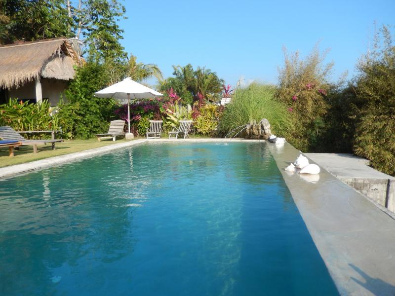 Beautiful 'infinity' pool