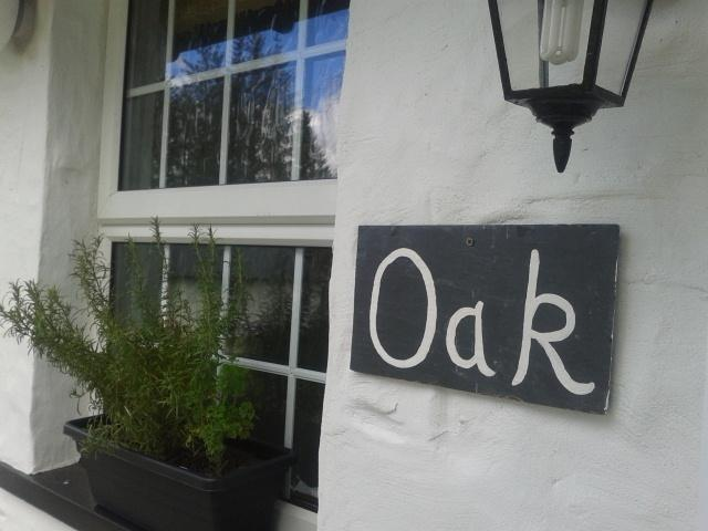 Oak Cottage!