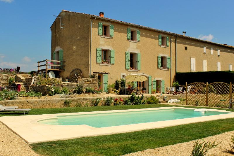 Les Julianes, holiday rental in Aigne