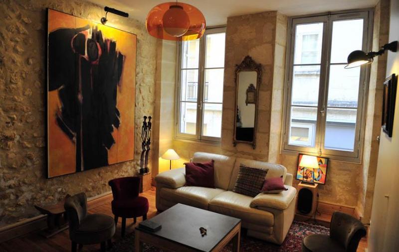 L'appart du Vieux Marché / Grande maison de ville pour 8 pers., vacation rental in Bordeaux