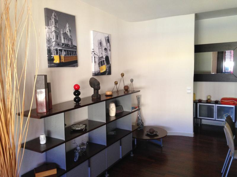 Benfica Stadium Apartment (with private parking), holiday rental in Lisbon