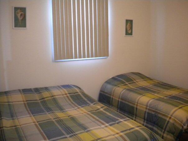 Full bed och singel