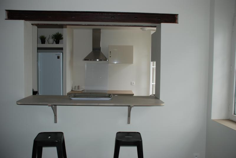 kitchen house for 9 persons