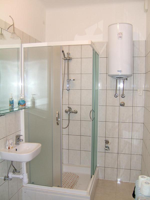 Bathroom with tolet
