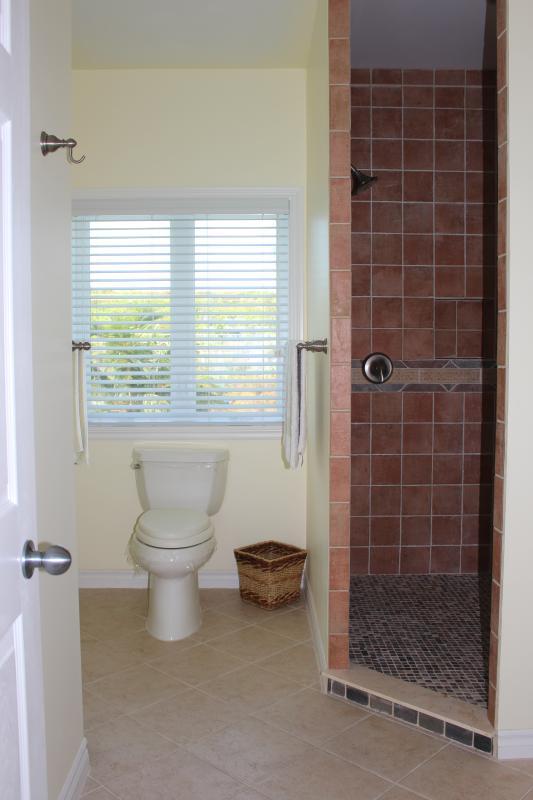 3rd bedroom, 2nd floor, en suite bathroom