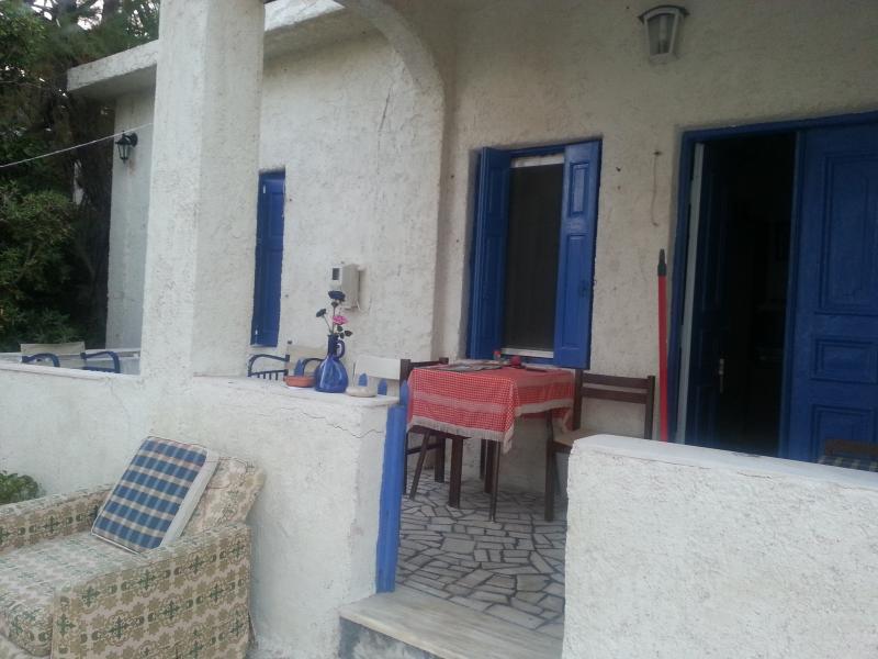 Summer house-cottage, location de vacances à Komi