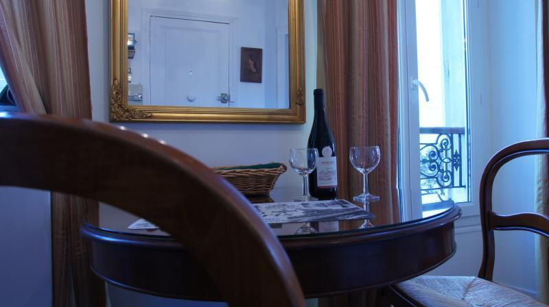 superbe apart Palais des Congrès Ch Elysées 4 pers, holiday rental in Pralognan-la-Vanoise
